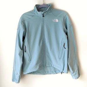 The North Face Apex Soft Shell Full Zip Jacket